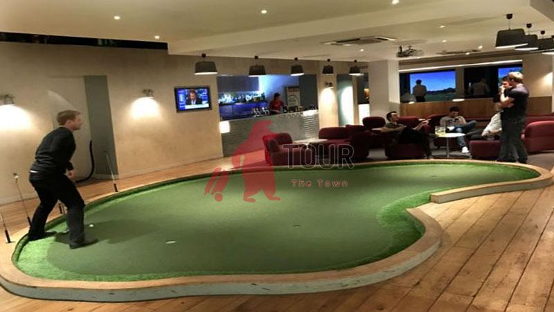 European Tour Urban Golf