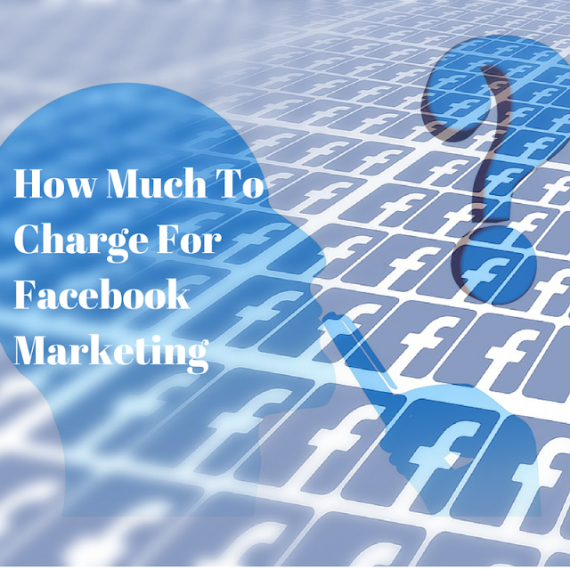 How Much To Charge For Facebook Marketing INDIA