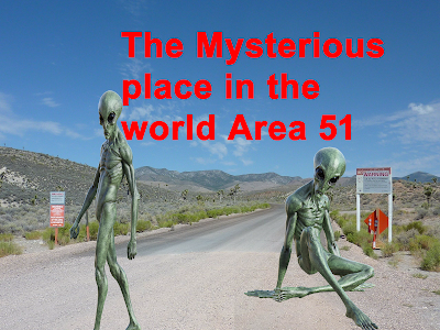 Do you know about Area 51 ? | Mysterious Place