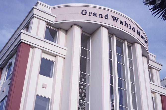 Grand Wahid Hotel Salatiga berada di tengah kota