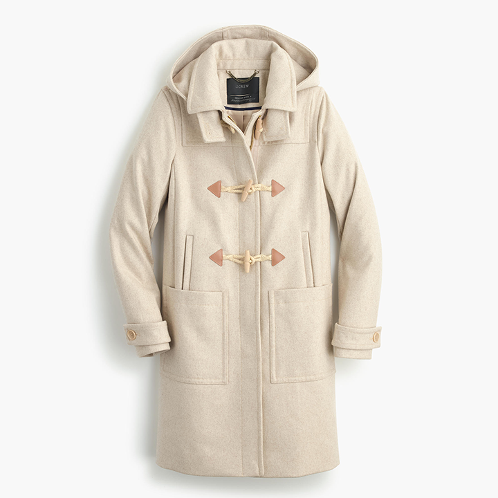 Favorite Five: J.Crew Winter Coats // A Style Caddy