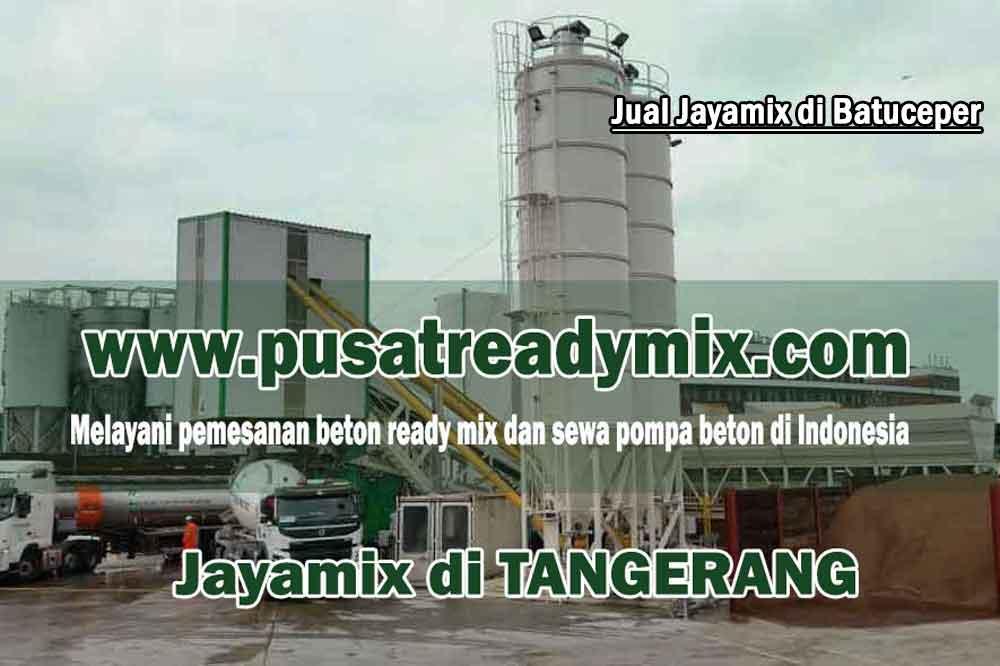 Harga Beton Jayamix Batuceper Per M3 2021