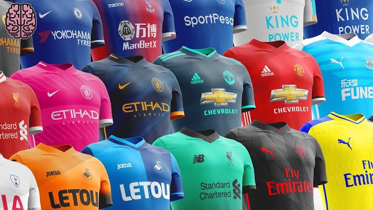 outlet store dadc9 4319e 2017-18 Premier League Concept Kits - All Premier League ...