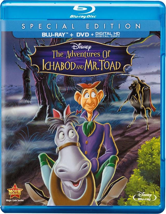 The Adventures Of Ichabod And Mr. Toad 1949 x264 720p BluRay Dual Audio English Hindi GOPI SAHI