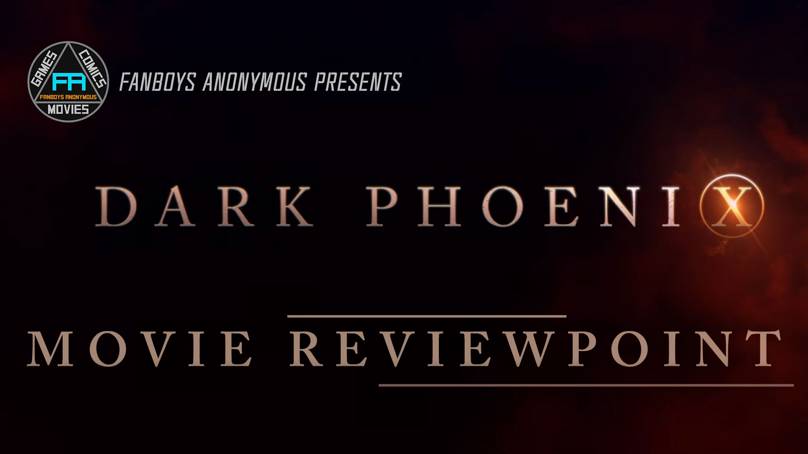 movie review Dark Phoenix podcast
