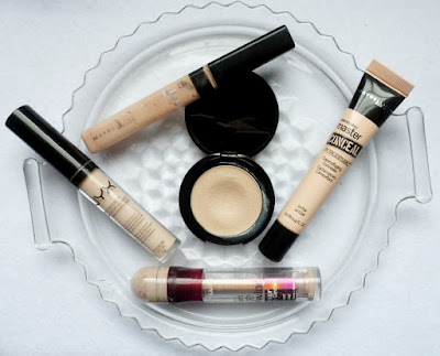 Affordable Drugstore Concealers for Pale Skin