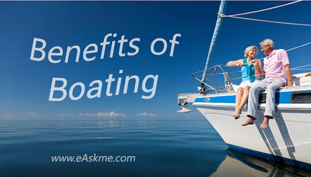 Benefits of Boating: eAskme