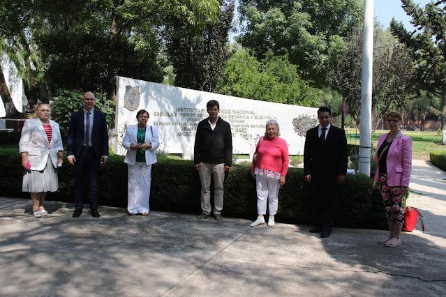 Iniciará IPN Cooperación Académica con Universidad Bauman de Rusia