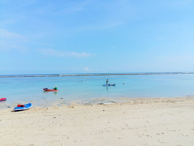 пляжи бали.Pandawa beach