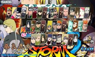 Download NS Mod Ninja Storm 3 v2 by Iwan Apk