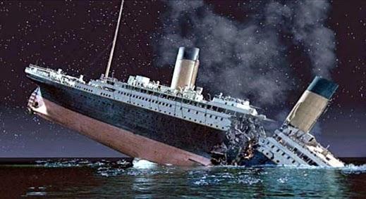 Titanic - PAU inglés Andalucía 2014