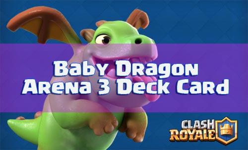 Strategi serangan kartu deck baby dragon