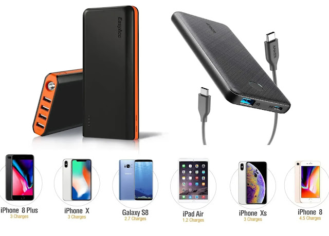 The 10 Best Portable Chargers and Power Bank - Reviews-airgads