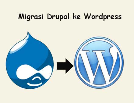 Migrasi Drupal Ke Wordpress