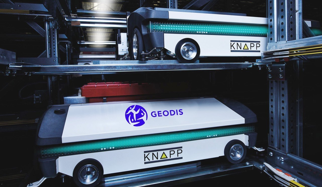 GEODIS Collaborates with KNAPP to Introduce Highly Automated Order Fulfillment Technology