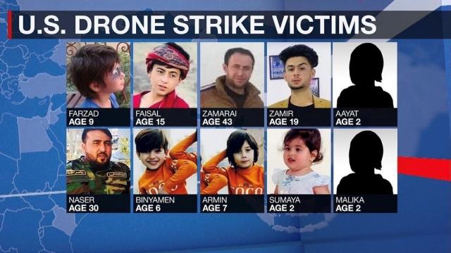 Keluarga Korban Serangan Drone Salah Sasaran AS di Kabul: Maaf saja Tak Cukup!