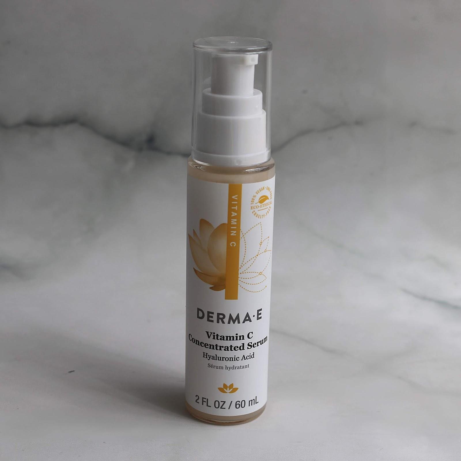DERMA E Vitamin C Concentrated Serum Review