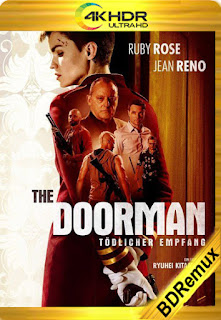 La Portera (The Doorman) (2020) [4K Remux] [Latino-Inglés] [LaPipiotaHD]