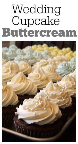 This is my go-to frosting recipe for all cakes and cupcakes.  It turns out perfect every time!