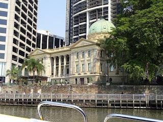 Brisbane Custom House