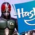 A Hasbro pode usar Masked Rider nos quadrinhos de Power Rangers?