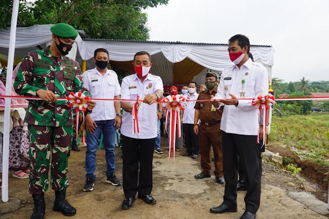 Infrastruktur Desa Jolosekti akan Dibangun Berkelanjutan