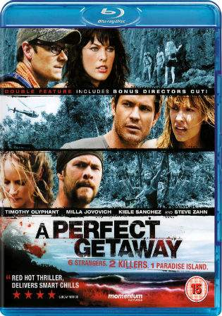 A Perfect Getaway 2009 BDRip 300Mb Hindi Dual Audio 480p Watch Online Full Movie Download bolly4u
