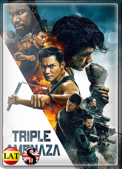 Triple Amenaza (2019) FULL HD 1080P LATINO/INGLES
