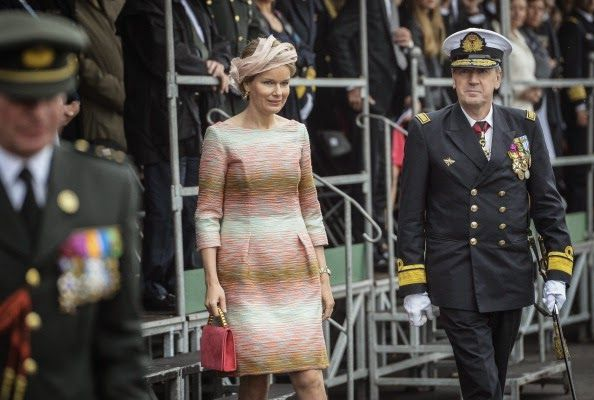 Queen Mathilde has baptized the patrol ship P901