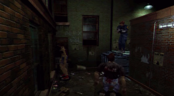 Resident Evil 2 PC Game Download