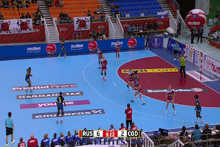 IHF Women's Handball World Championship Eutelsat 10A Biss Key 3 December 2019