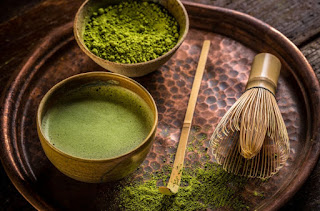 Hydrating Matcha Tea Face Mask