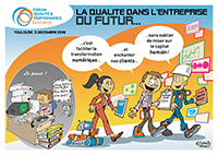 forum qualité et performance Occitanie - affiche