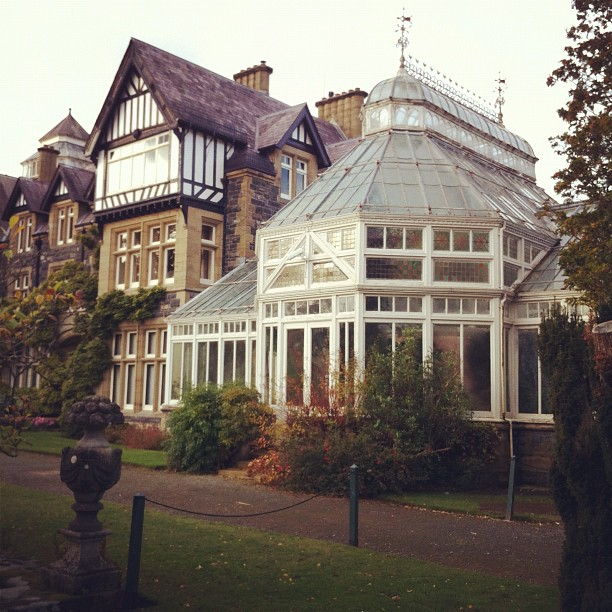 Moon To Moon: Conservatory's And Greenhouses