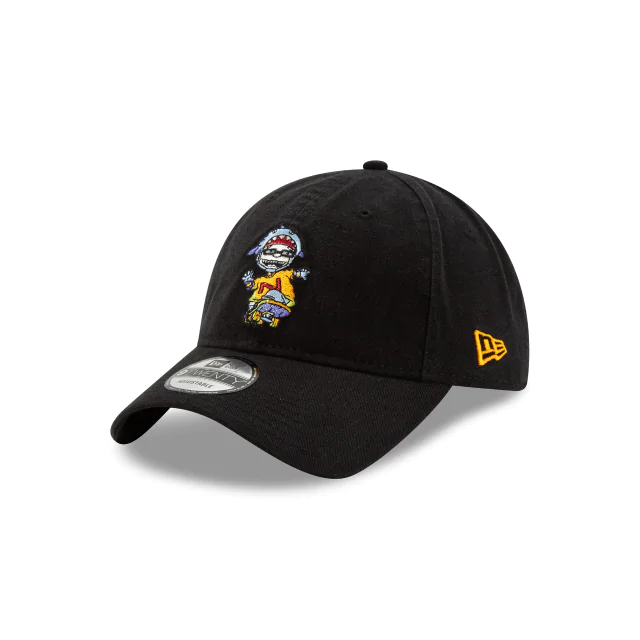 huge discount b03e3 5b3dc Designed by New Era Ambassadors Curren Caples and Louie Lopez, the Rocket  Power Squid 9TWENTY Adjustable Cap features an embroidered Squid character  at the ...