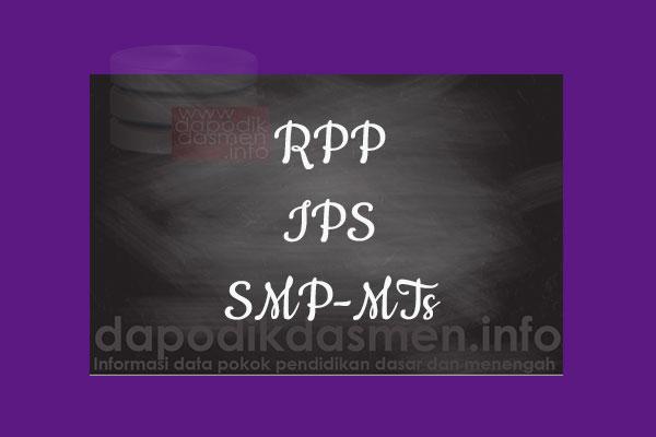 RPP K13 SMP/MTs Kelas 7 IPS Semester 1, Download RPP IPS Kurikulum 2013 SMP Kelas 7 Revisi 2019-2020, RPP Silabus Kelas 7