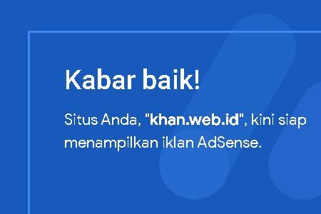 Domain web.id Memang Sulit Disetujui Adsense Namun Bukan Berarti Tidak Bisa Diterima