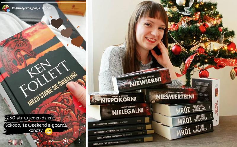 książki, powieści