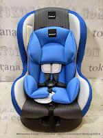 Convertible Baby Car Seat BabyElle BE500 Group 0 dan 1 (New Born - 18kg)
