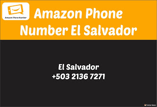 Amazon Phone Number El Salvador