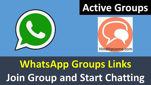 WhatsApp Groups Links List - Join Group and Start Chatting