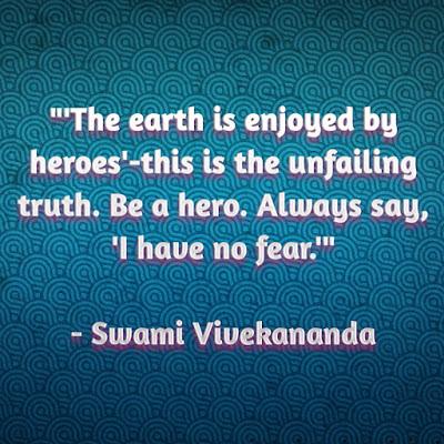 Swami Vivekananda Spritual Quote