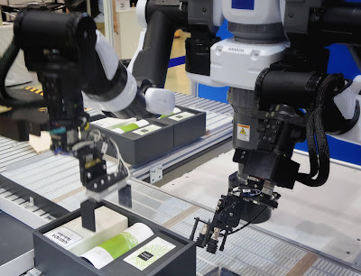 Robots are removing jobs