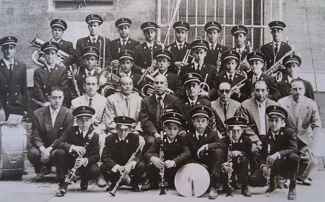 leganes_bn_V_Abuelohara_años40_Banda_de_musica_municipal