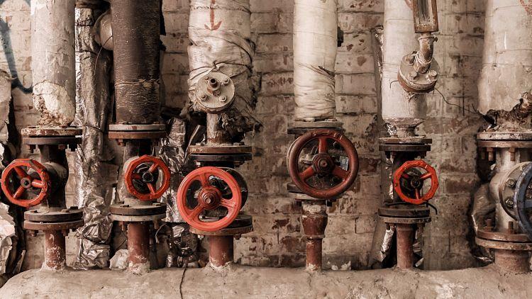 Desgaste y corrosión en sistemas de vapor