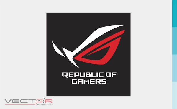 ROG (Republic of Gamers) Logo - Download Vector File SVG (Scalable Vector Graphics)