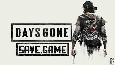 days gone pc save file
