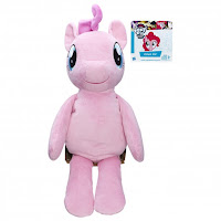MLP Pinkie Pie Huggable Plush by Hasbro