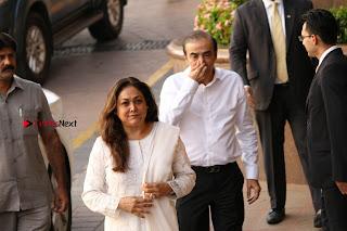 Actress Aishwarya Rai Father Prayer Meet Set 1  0026.JPG