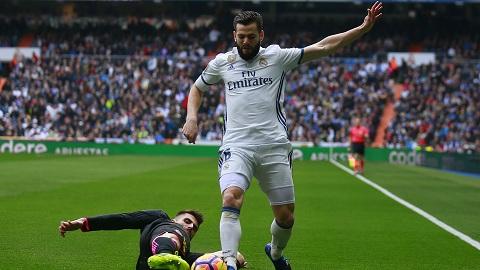 Nếu không có thực tài, Nacho làm sao có thể được HLV Zidane trao cơ hội nhiều như vậy.
